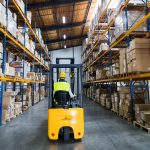 What is the use of industrial shelving in your warehouse?