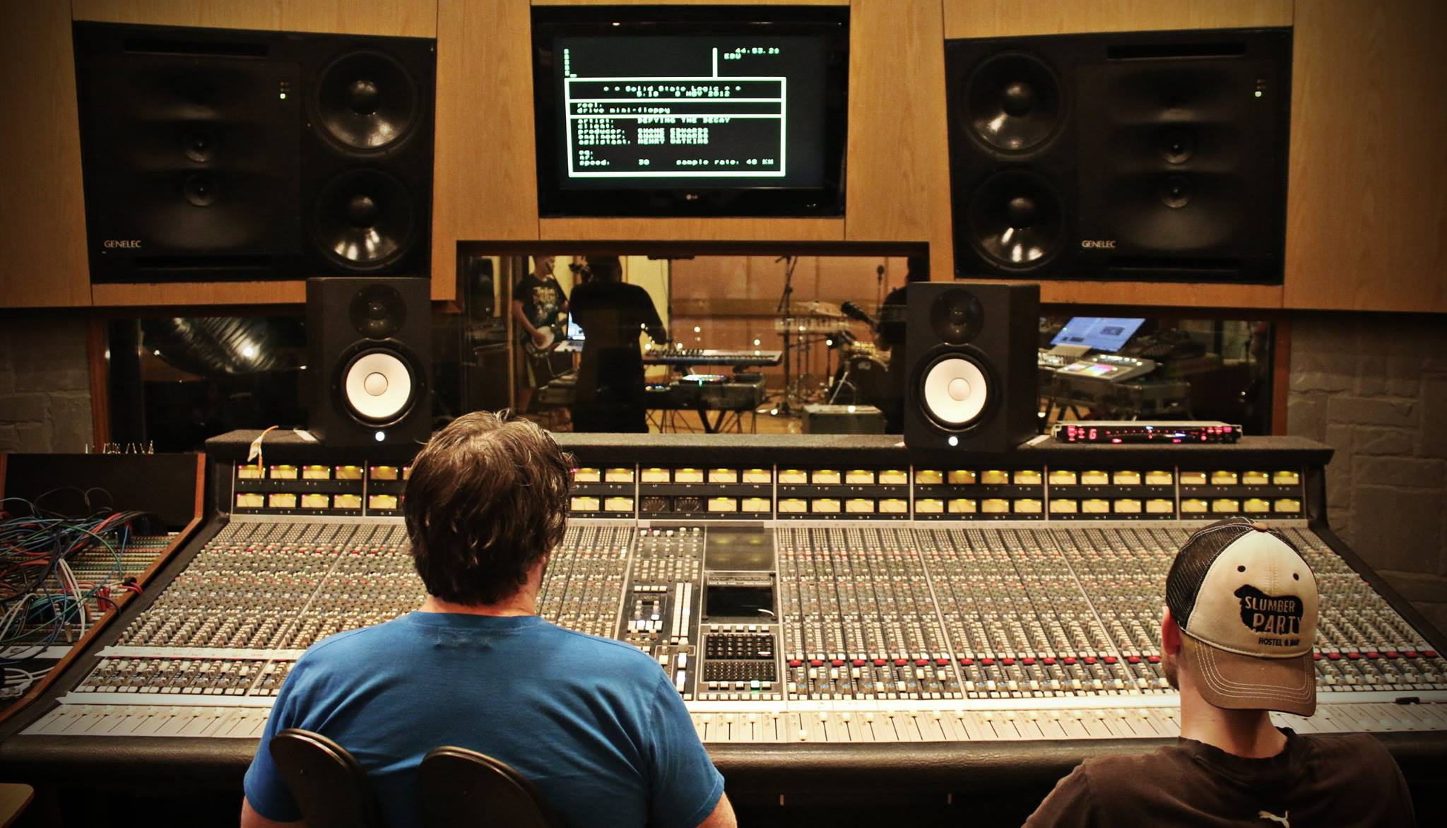 recording studios and production melbourne